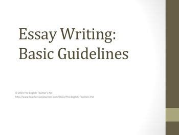 How to Write an Introduction Paragraph With Thesis